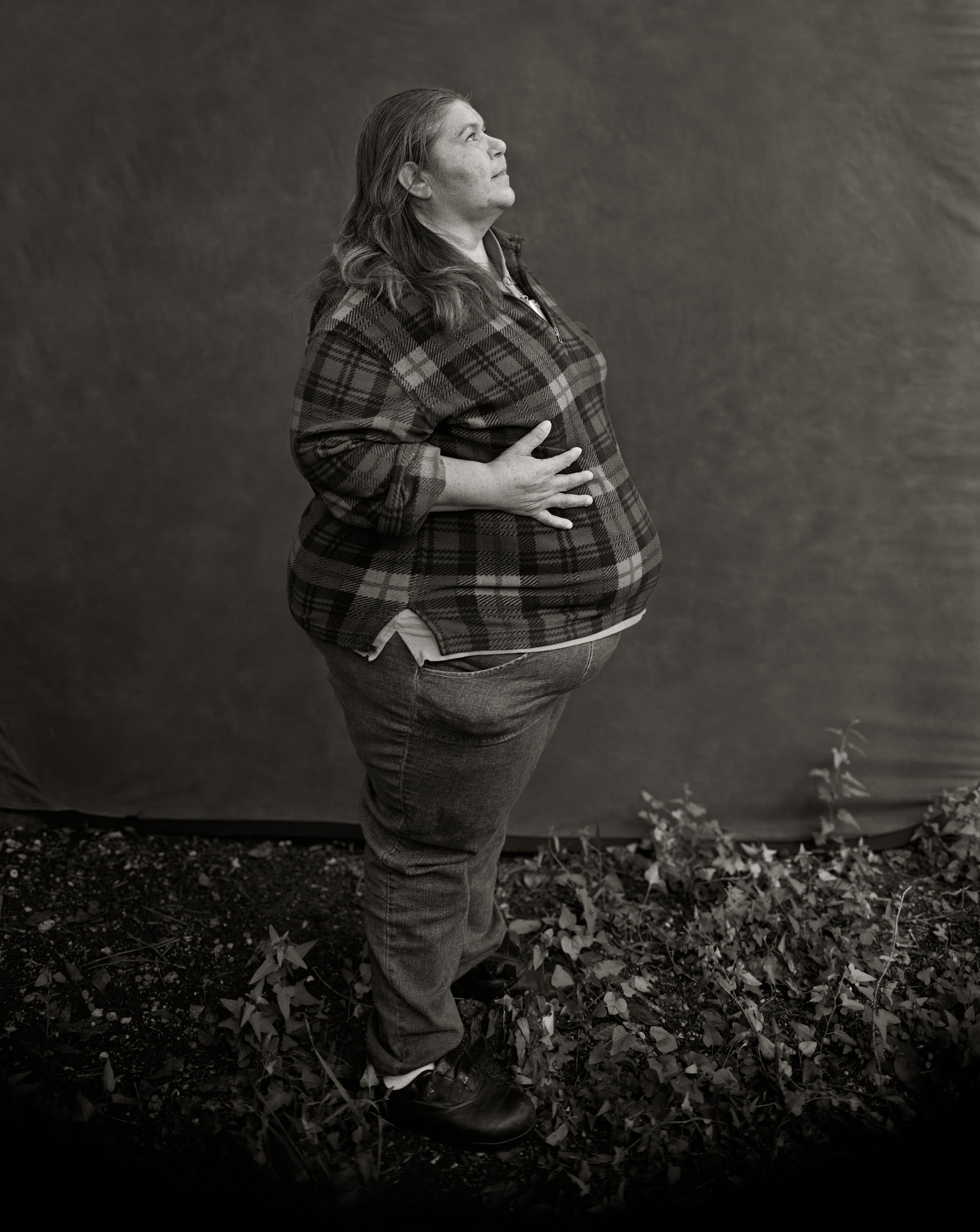 Portrait of Frances