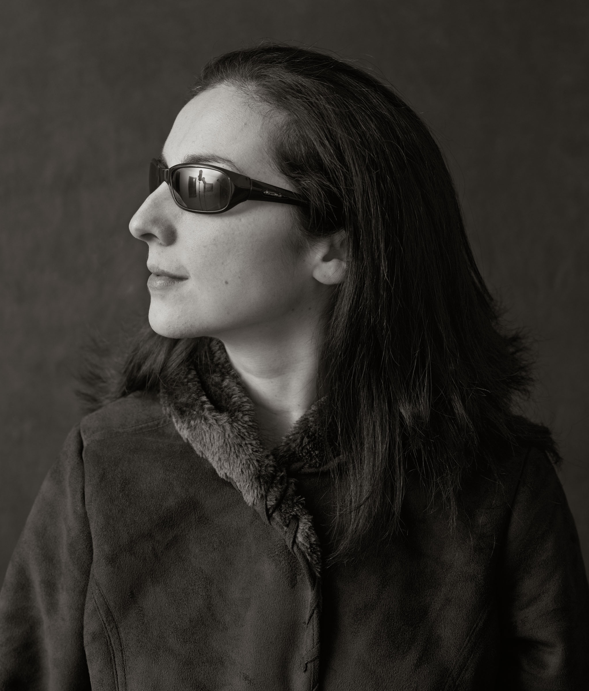 Portrait of Marti