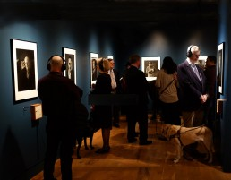 My Heart Is Not Blind – A Photography and Audio Exhibition